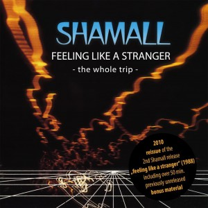 Feeling like a stranger - the whole trip