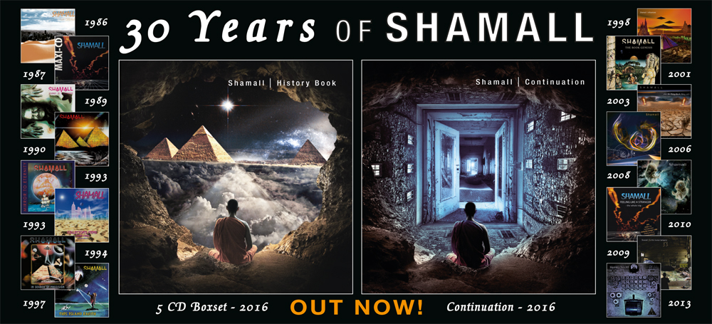 Shamall – the official pages